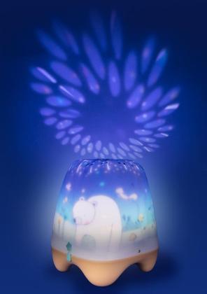 Das zauberhafte Nachtlicht für das Kinderzimmer von Pabobo bestellen
