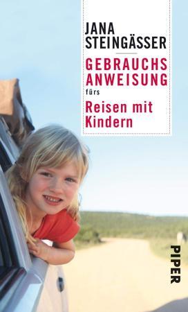 Gebrauchsanweisung fürs Reisen mit Kindern - bestellen