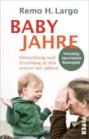 Das Buch - BABYJAHRE Entwicklung und Erziehung - bestellen