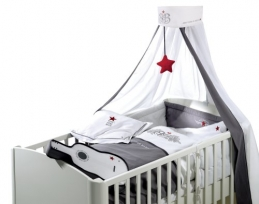 Roba 1492 RS1 - Kinderbettgarnitur Rock Star Baby