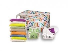 Popolini Windelset One Size Rainbow Set