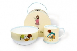 Belle & Boo Set Müslischale & Tasse