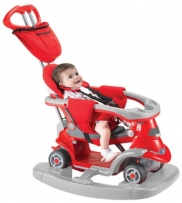 Smart Trike 3810503 - Dreirad All in One - Step 2
