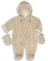 Essential One Baby Schneeanzug - Overall EO3 Gr.80 cm