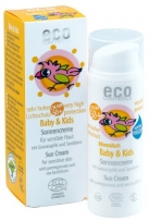 eco cosmetics Baby & Kids Sonnencreme LSF50+ 50ml