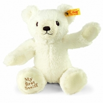 Steiff 013102 - Teddy Bear 25 My First, creme