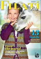 Lana Grossa Filati Kids , Ausgabe 8 Herbst/Winter 2016 Strickmusterheft