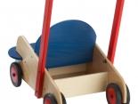 Lauflernwagen - Kippsicherheit steht obenan