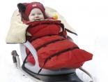 Baby anziehen im Winter