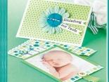 Kartenideen zu Taufe und Geburt