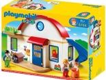 Wohnhaus Playmobil 1.2.3 - Wunschfee