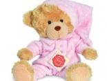 Ausgeschlafen! Der süße Schlafanzugbär made in Germany