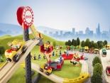 Funpark! Die tolle Achterbahnfahrt geht los