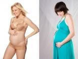 Der richtige BH während der Schwangerschaft