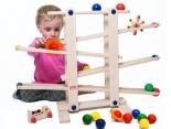 Die Maxi-Kullerbahn - Spielwert und Spaß garantiert