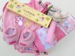Geschenkkorb für das Baby
