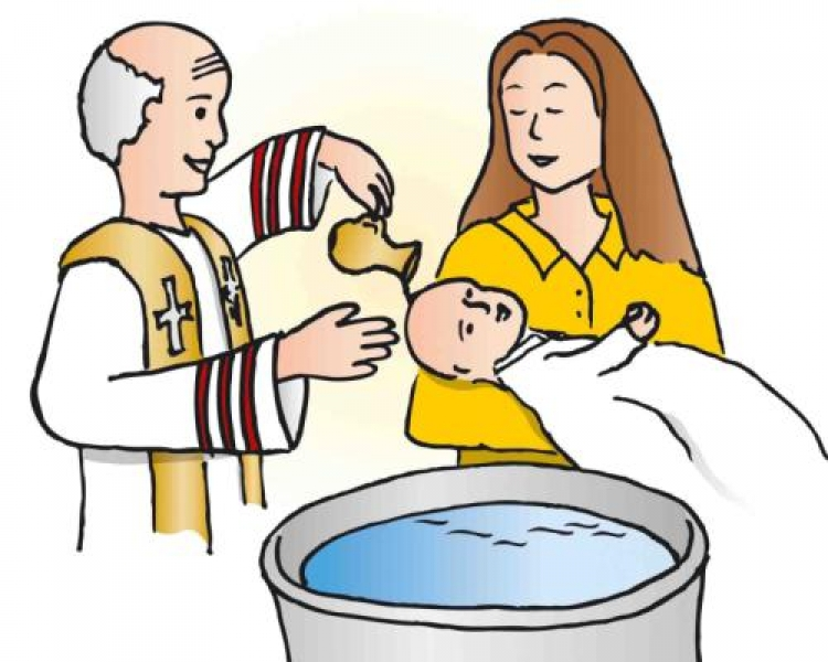 Heilige Taufe Katholisch