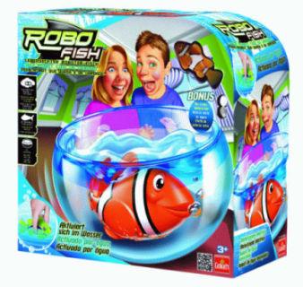 Das Goliath Roboter-Fisch-Spielset kaufen