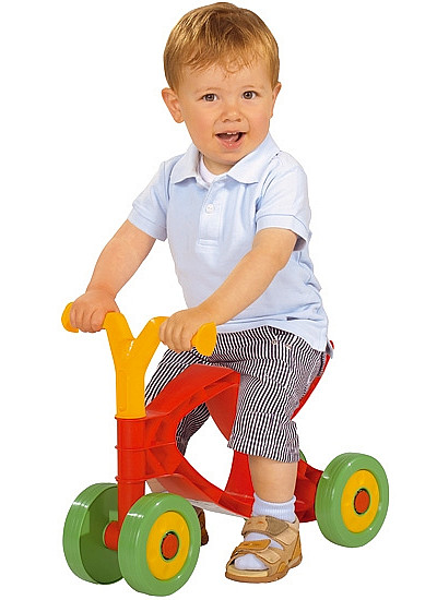 Das bunte Kinderlaufrad FLIPPI von BIG bestellen