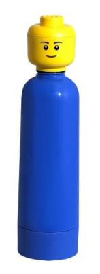 Die LEGO-Trinkflasche 400ml in Blau kaufen