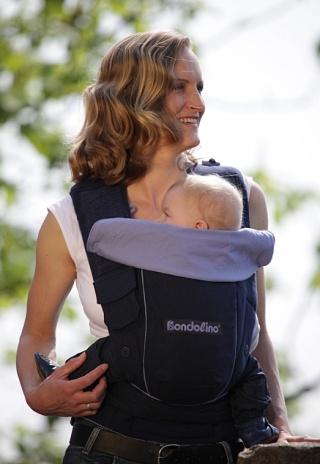 Die Bondolino-Babytrage bestellen