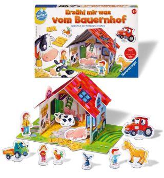 Das Lernspiel - Erzähl mmir was vom Bauernhof - kaufen