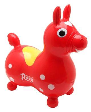 Das Hüpfpferd Rody in ROT bestellen