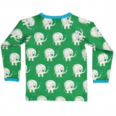 Langarmshirt Elefant grün von Mini Cirkus kaufen