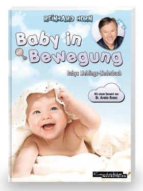 Das Kinderliederbuch - Baby in Bewegung - kaufen