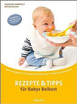 Rezepte & Tipps für Babys Beikost: Breie selbstgekocht