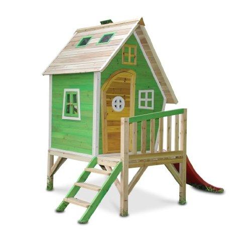 Das Kinderspielhaus ANNI zum selberbauen