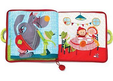 Die Babyspielbuch Rotkäppchen von Lilliputien bestellen