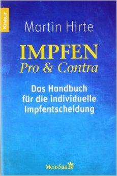 Das Buch - Impfen Pro und Contra - kaufen