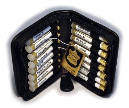 praktische Taschenapotheke für Kinder mit 16 bewährten homöopathischen Einzelmitteln