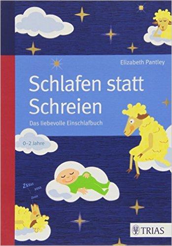 Das Buch - Schlafen statt Schreien - das liebevolle Einschlafbuch - bestellen