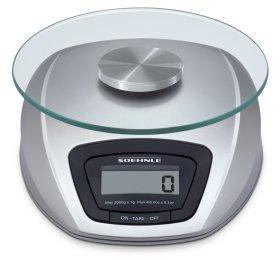 Die digitale Soehnle-Küchenwaage SIENA kaufen