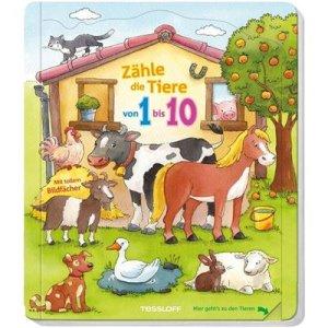 Das Zählen-Lernen-Buch - Zähle die Tiere - kaufen
