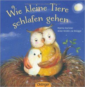 Das Buch - Wie kleine Tiere schlafen gehen - kaufen