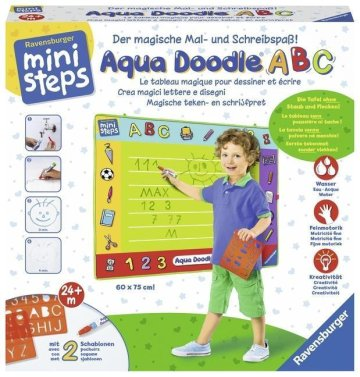 Die Maltafel ministeps Aqua-Doodle ABC von Ravensburger kaufen