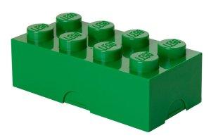 Die LEGO-Brotdose in Dunkelgrün kaufen