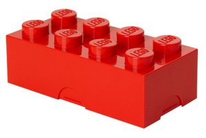 Die LEGO-Lunchbox in ROT kaufen