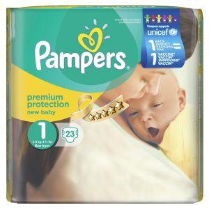 Das Pampers New-Born-Paket 88 Stück für das Neugeborene kaufen