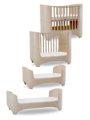 Das Leander-Baby-Bett, das mitwächst, kaufen