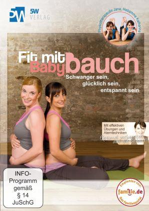 Die DVD zum Fitnessprogramm zur Schwangerschaftsgymnastik kaufen