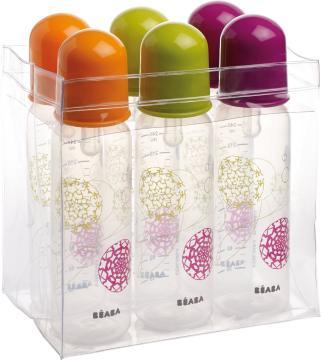 Das 6er Baby-Flaschenset 240ml von Beaba kaufen