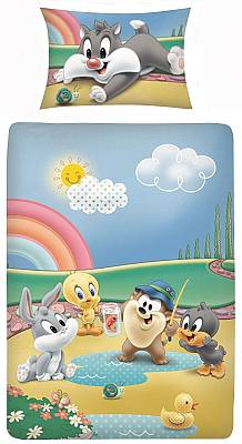 Die farbenfrohe Kinderbettwäsche Garnitur Disney kaufen