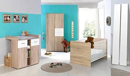 Das komplette Babyzimmer-Set ELISA 1 in weiß kaufen