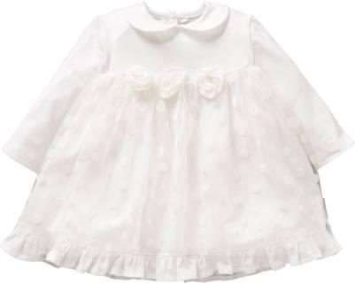 Das festliche Babykleidchen SETO in weiss von Jottum kaufen