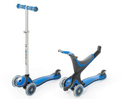 Den 3-Rad-Roller Globber Free kaufen