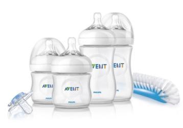 Das Neugeborenen-Set Milchfläschchen AVENT SCD290/01 von Philips kaufen